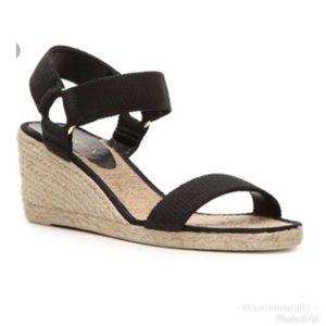 New Ralph Lauren Wedge Espadrille Shoes